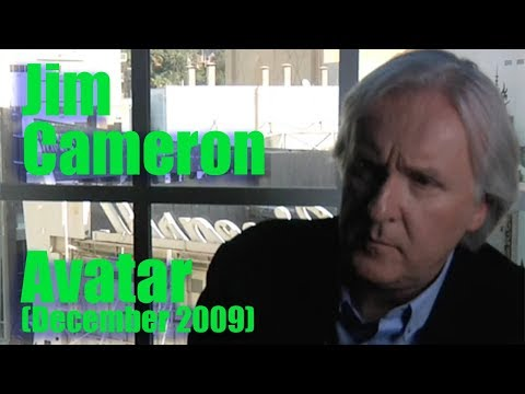 DP/30 2009: Jim Cameron On Avatar, Just Before Opening