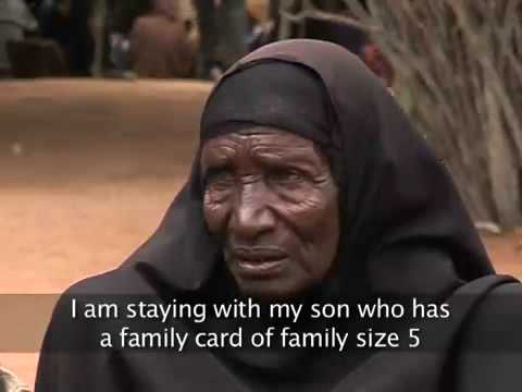 Somali refugees: camps in crisis