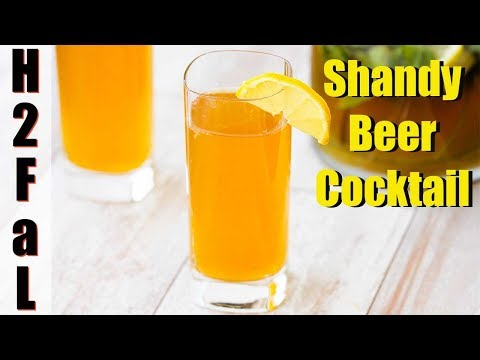 Killer-Good Cocktails  HOW TO MAKE A SHANDY BEER COCKTAIL  How to Feed a Loon