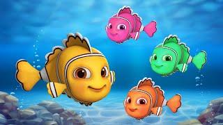 Mach Jaler Rani  | bangla poem | Machli jal ki rani hai | bengali rhymes by Jugnu Kids Bangla