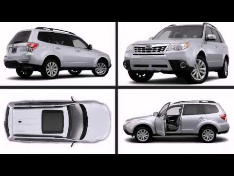 2012 Subaru Forester Video