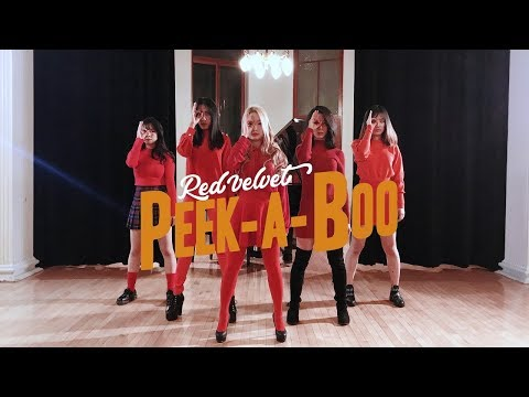 [EAST2WEST] Red Velvet (레드벨벳) - 피카부 (Peek-A-Boo) Dance Cover