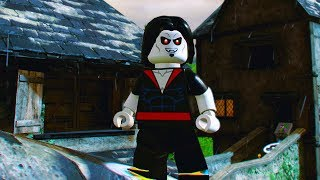 LEGO Marvel Super Heroes 2 Morbius Unlock Location + Free Roam Gameplay