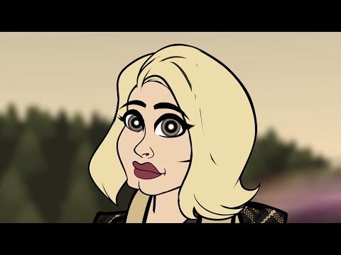 Adele - Hello (CARTOON PARODY)