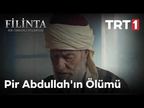 Filinta 52.Bölüm - Pir Abdullah'ın Ölümü