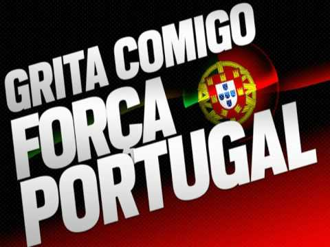 Grita Comigo FORÇA PORTUGAL - Candy Shop Project Music Videos