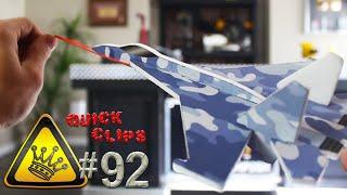 QC#92 - Foam Fighter Jets
