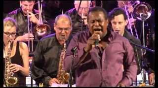 """ AS "" by Stevie Wonder feat.: Mel Canady. Int. Festival ""Jazz Bridge"" 2014"