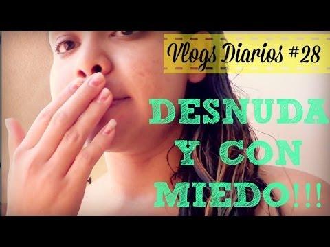 """DESNUDA Y CON MIEDO!! VLOGS DIARIOS #28 """"Una Familia Chilanga"""""""