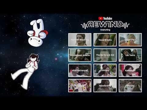 YouTube Rewind 2017 - Animators Part