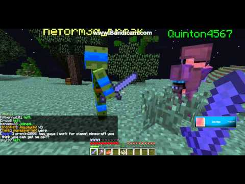 Minecraft Server: MineApoc