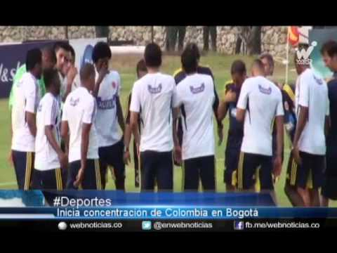 11 jugadores convocados por Pekerman para el encuentro ante Argentina