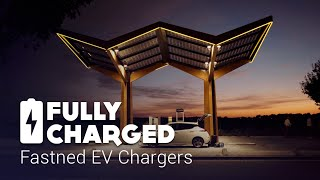Fastned EV Chargers | Fully Charged