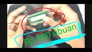 Pemasangan RAM DDR4 300ribuan Termurah di laptop ASUS X555Q