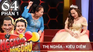 A mother humourlessly 'denounces' the daughter-in-law maltreat her son|Thi Nghia-Kieu Diem|MCND#64