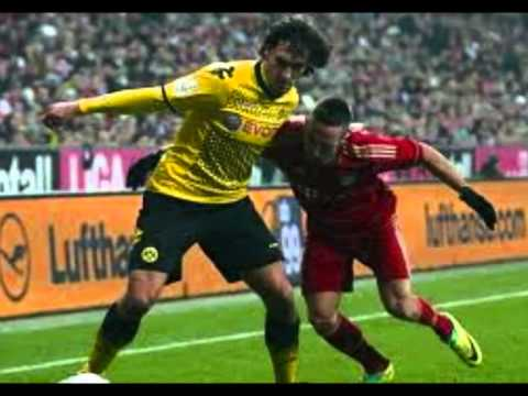 Dortmund vs Bayern Munich Champions League Final Jersey 2013
