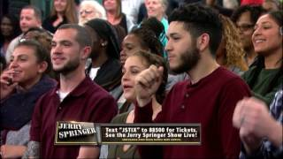 Sexy Sister Slap Fest!!! (The Jerry Springer Show)