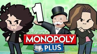Monopoly Plus: Cute Dog Rump - PART 1 - Game Grumps VS