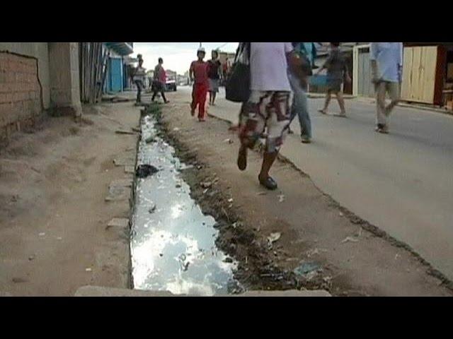 نگرانی از شیوع طاعون در ماداگاسکار