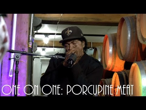 ONE ON ONE: Bobby Rush - Porcupine Meat October...