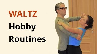 How to Dance Waltz? Hobby  Routines