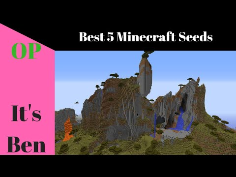 5 Awesome Minecraft Seeds For 1.13
