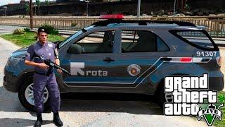 GTA V: ROTA na rua