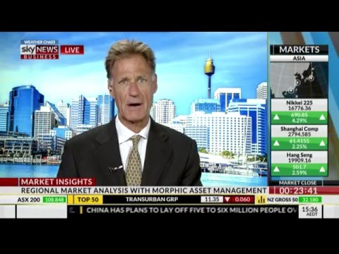 Sky News Business Jack Lowenstein - 2 March 2016