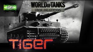 World of tanks: Xbox 360 Edition, Lets play 39 - Tiger, Tier 7 Heavy Tank