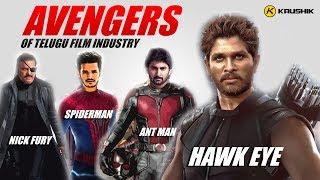 Avengers of Telugu Film Industry