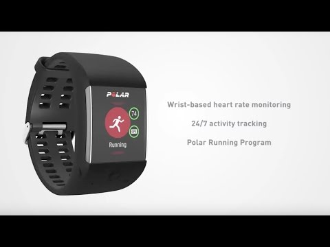 A Day with Polar M600