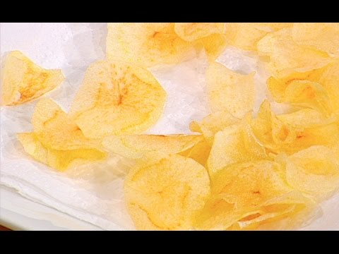 طريقة عمل بطاطس شيبس بالشطه والليمون على طريقة الشيف #هاله_فهمي من برنامج #البلدى_يوكل #فوود