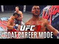 EA Sports UFC 3 Career Mode Playthrough: Knockout Specialist! What Happened To Ronald?