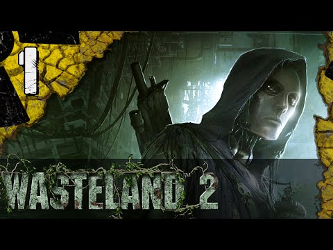 Mr. Odd - Let's Play Wasteland 2 - Part 1 - We Lost A Good One. Ace. video