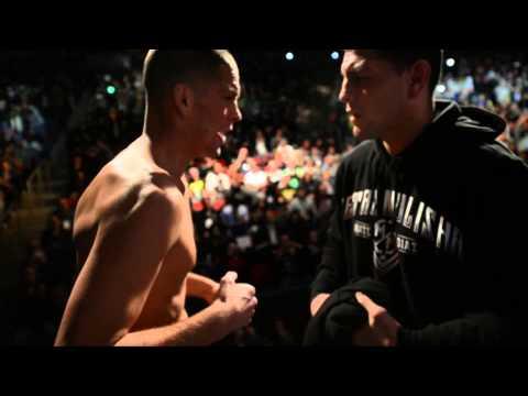 UFC on FOX 5 Main Event Weighin Highlight