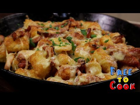How to Cook Loaded Tater Tots thumbnail