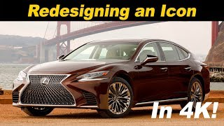 2018 Lexus LS 500 & LS 500 h First Drive Review