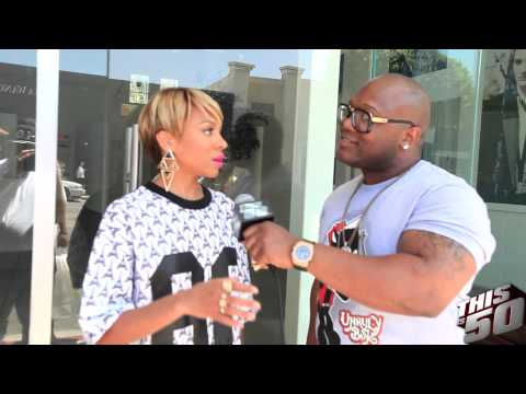 Lil Mama Talks Playing Left Eye; Gives Advice To Young Females; Introduces Intelligence - TI50