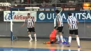 Inter Movistar 8 0 Dobovec Uefa Futsal Cup