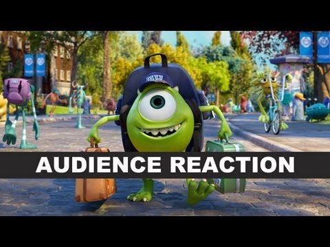Monsters University Movie Review : Beyond The Trailer
