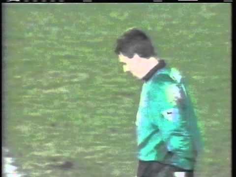 1994 (December 26) Manchester City 1 -Blackburn Rovers 3 (English Premier League)