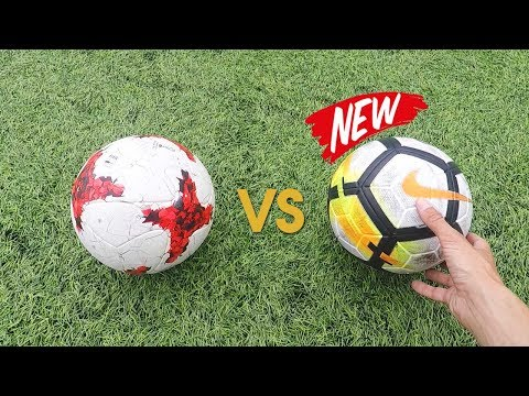 НАКЛБОЛ новым мячом РФПЛ? Nike Ordem VS Adidas Krasava