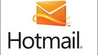 Como entrar no hotmail