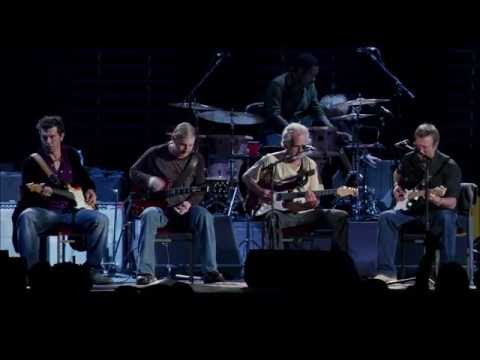 Eric Clapton with JJ Cale - Anyway The Wind Blows (Live From San Diego)
