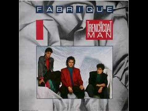 Fabrique - Trenchcoat Man