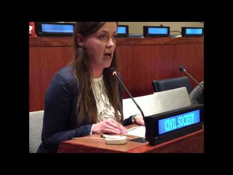 IFMSA Statement at the 49th Session of UN Commission on Population and Development