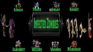 Warcraft 3 - Infected Zombies