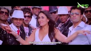 criminal raone 720p (video song) ShahRukh Khan,Kareena Kapoor Turkish Subtitle