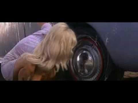 Woman Washing Car In Cool Hand Luke