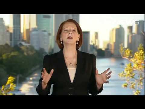 Julia Gillard interview